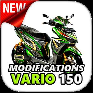 Modification Honda Vario 150