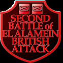 British Offensive: Second Battle of El Alamein icon