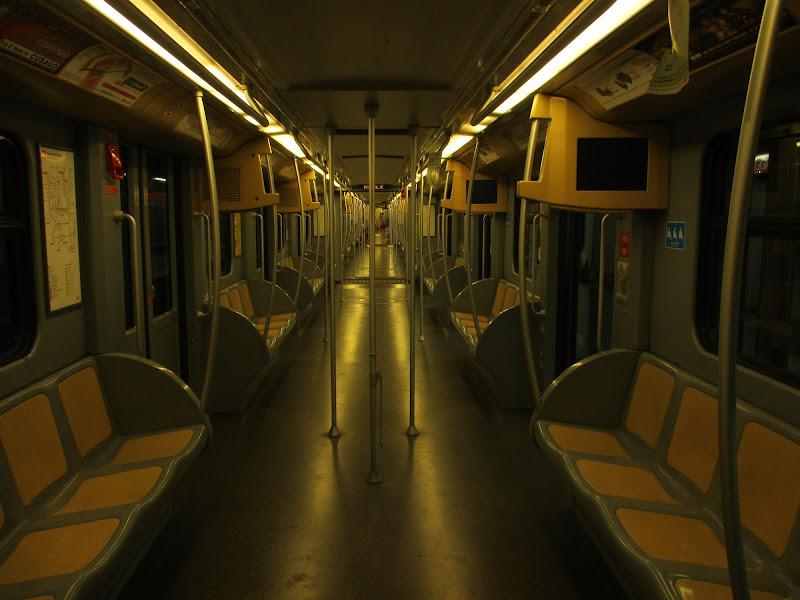 metropolitan empty di Praz
