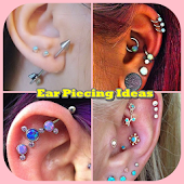 Ear Piercing Idea Collections