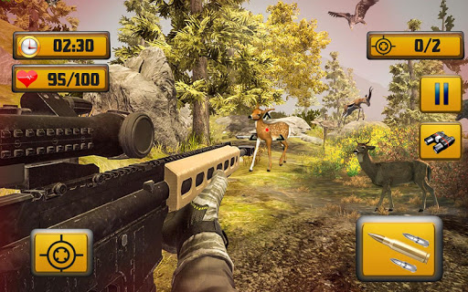 Wild Animal Shooting  screenshots 24