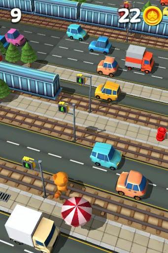 3D過馬路