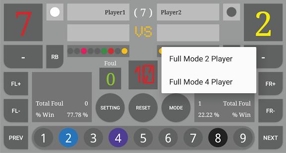 Download Scoreboard : Nine Ball For PC Windows and Mac apk screenshot 3