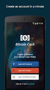 Bitcoin Cash Wallet by Freewallet- screenshot thumbnail