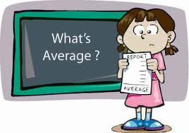 Average what