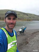Photo: Shores of where the Deschuttes empties into the Columbia
