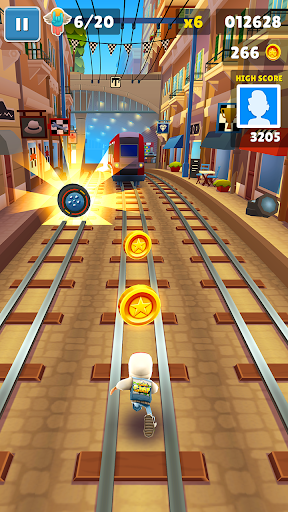 Subway Surfers  mod screenshots 2