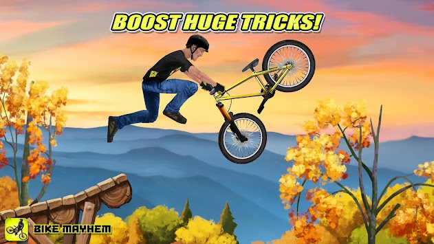 Bike Mayhem Free APK screenshot thumbnail 2