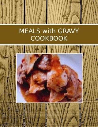 MEALS with GRAVY COOKBOOK
