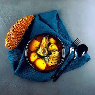 The Hirshon Breton Cotriade Soup.