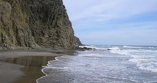Las playas de la provincia tienden a vaciarse en septiembre.