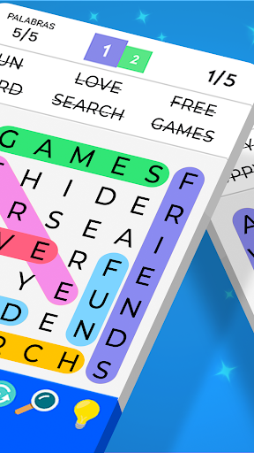 Word Search 1.2.3 12