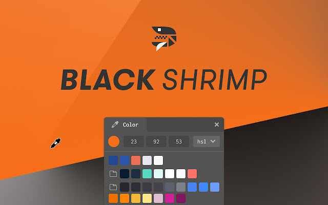 Black-shrimp