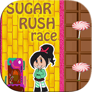 Sugar Rush Race for PC and MAC