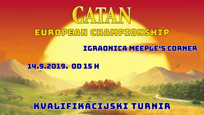 Catan turnir 2019