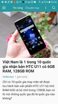 Bao Moi - Doc bao, Tin tuc 24h - screenshot
