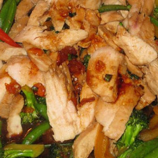 Apricot Chicken Stir Fry