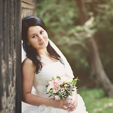 Wedding photographer Alena Velmyakina (AlanaV). Photo of 14.08.2013