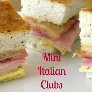 Mini Italian Clubs