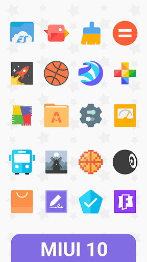 Download MIUI 10 - Icon Pack MOD APK 3