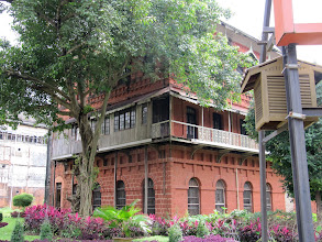 Photo: Year 2 Day 60 - Old Train Station in Yangon #2