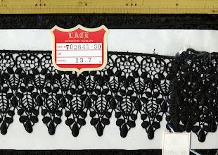 Photo: №702845-90:ケミカル黒:巾95mm