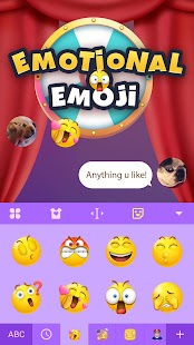 Funny Emoji Stickers&Cool,Cute Emojis for Android - náhled