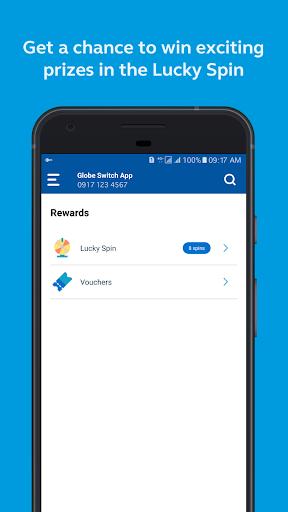 Globe Switch: Exclusive Data Offers & Rewards screenshot 5