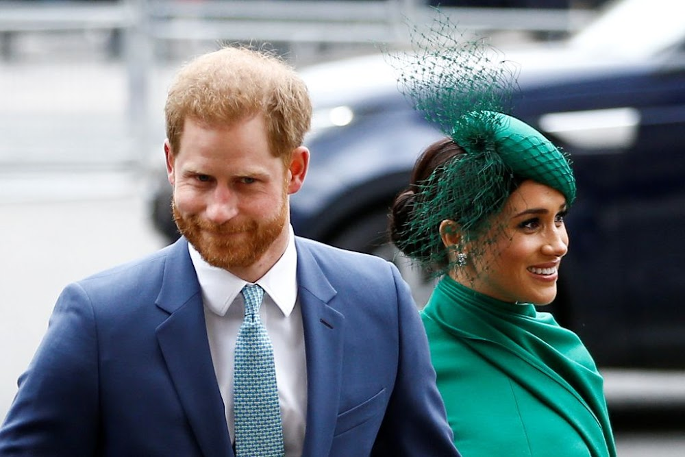 Harry and Meghan book lifts lid on bitter split with royal family