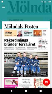 Mölndals-Posten - náhled