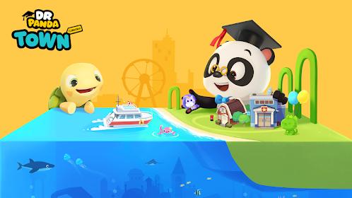 Dr. Panda Town: Pet World Mod