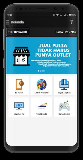 mobileTopup  screenshots 1