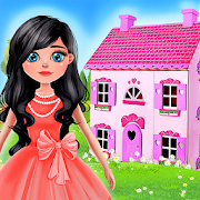 My Doll House Decorating Interior Game