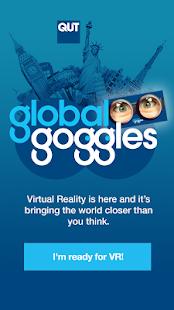 QUT Global Goggles screenshot