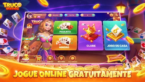 Truco Vamos: Free Card Game Online apktram screenshots 2