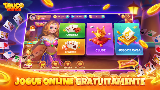 Truco Vamos: Free Card Game Online 2