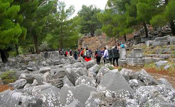 Photo: Priene Antik Kenti Priene Z Yolu - KURŞUNLU Manastırı - Radon Termal Faaliyeti - 26.10.2014