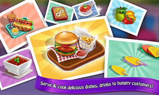Download Cooking venture - Restaurant Kitchen Game For PC Windows and Mac apk screenshot 4