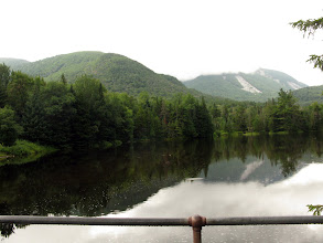 Photo: July 29th 2010. Going to Algonquin Peak via Avalanche Pass.