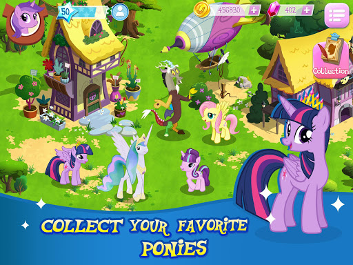 MY LITTLE PONY: Magic Princess screenshot 12