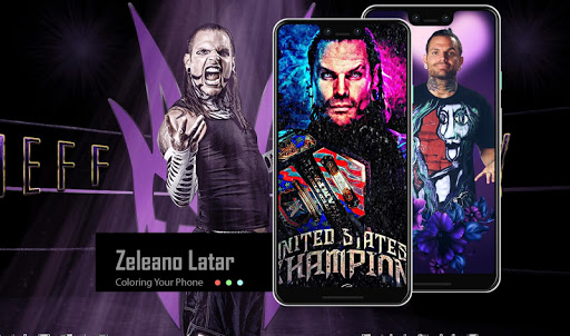 Jeff Hardy Wallpaper HD 1.0 screenshots 2