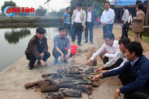 Du lịch Hà Tĩnh trải nghiệm làng quê 3