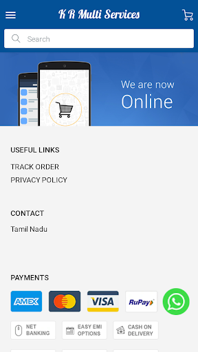 K R Multi Services screenshots 1