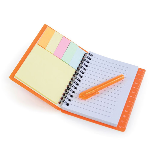 Printed Mini Spiral Notepad