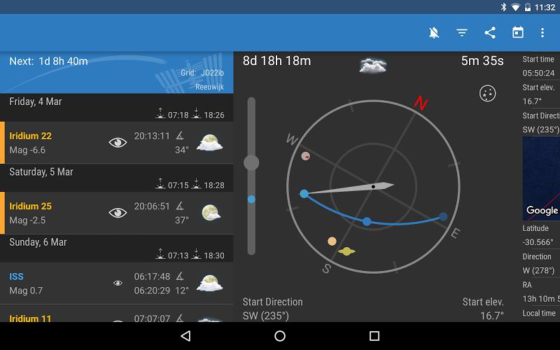ISS Detector Pro Screenshot 9