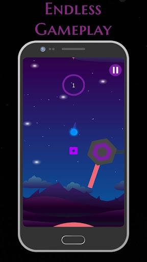 Rock Ball: Fall Down Ball Hop Tap Jumper screenshot 6