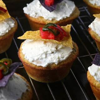 Nacho Cupcakes