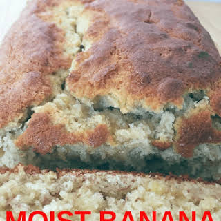 Moist Banana Bread Without Baking Soda Recipes.