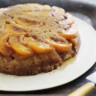 Upside Down Peach Cake With Cake Mix Recipes.