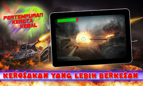 Pertempuran Kereta Kebal screenshot 0